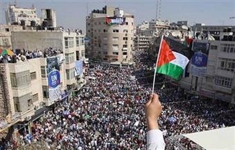الجامعة العربية تحيي صمود الشعب الفلسطيني وتدعو إلى استعادة حقوقه المشروعة