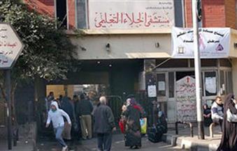 غلق قسم الاستقبال والأطفال بمستشفى الجلاء التعليمي بسبب أعمال حفر المترو