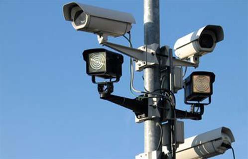 تركيب كاميرات المراقبة حول الأقصى خلال أيام