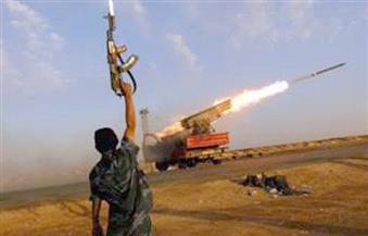 مصدر عسكري: الصواريخ التي سقطت على معسكر التاجي استهدفت طائرة مروحية عراقية