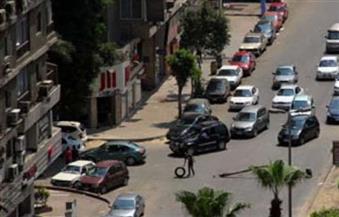 """تحويلات مرورية بشارع الأزهر نتيجة """"حادث العقار"""""""