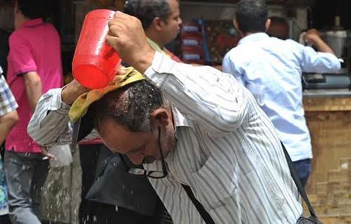 طقس اليوم حار  والعظمى بالقاهرة