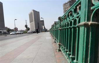 """غلق جزئي لكوبرى الجلاء في الاتجاهين """"الجيزة - القاهرة"""""""