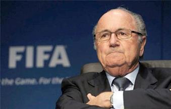 بلاتر يفجر مفاجأة حول فوز قطر باستضافة كأس العالم