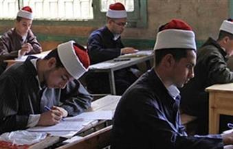 بدء متحانات الشهادتين الابتدائية والإعدادية الأزهرية بسوهاج