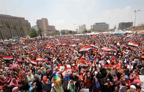 ٣٠يونيو.. ثورة  الخلاص  للشعب المصري من حكم الإخوان.. ووعى المصريين التحدي الأكبر