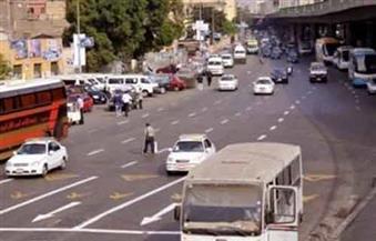 كثافات أعلى أكتوبر.. ومرور القاهرة ينصح بطرق بديلة لحين إنهاء الإصلاحات