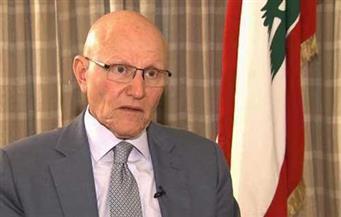 رئيس الوزراء اللبناني السابق تمام سلام يشيد بدور مصر المحوري في المنطقة ولبنان