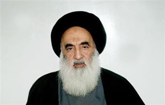 السيستانى يدعو لتشكيل الحكومة العراقية الجديدة فى أقرب وقت