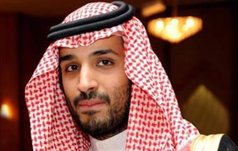 ولي العهد السعودي يؤدي صلاة عيد الفطر المبارك بالرياض