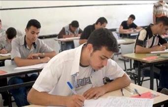 """ارتياح بين طلاب الثانوية العامة بالغربية من امتحان مادة """"الديناميكا"""""""