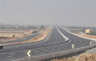 """إغلاق """"الطريق الإقليمي"""" بسبب هبوط أرضي بطول 150 مترا إثر هطول الأمطار"""