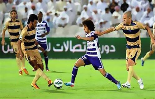 ثلاث مباريات في افتتاح الجولة الـ17 بالدوري الإماراتي -