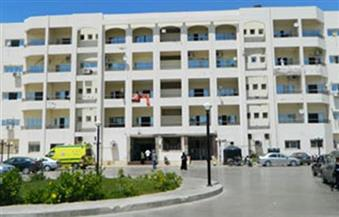 """وكيل صحة شمال سيناء يفتتح قسم """"المميز"""" بمستشفى العريش العام"""