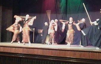 فرقة برازيلية تقدم عروضا فنية على مسرح غزل المحلة احتفالا بأعياد الربيع غدا