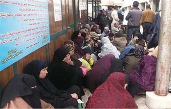 """فحص 2000 شخص في قافلة طبية لمكافحة فيروس """"سي"""" بقرية """"الصنافين"""" في الشرقية"""
