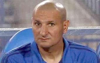 طارق سليمان يتابع مباراة الأهلي وطلائع الجيش من المدرجات