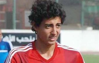 إصابة محمد هاني أثناء مشاركته بمران الأهلي