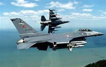 الطائرات الحربية التركية تدمر أهدافا لحزب العمال الكردستاني شمالي العراق