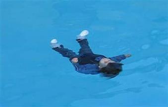 مصرع طفلة غرقا في الرياح البحيري بكوم حمادة