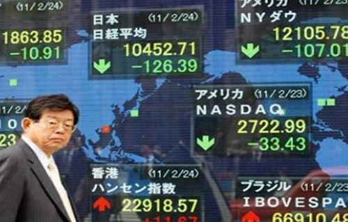 نيكي ينخفض 0.10% في بداية التعامل بطوكيو