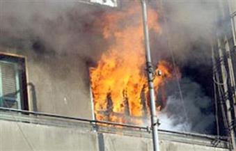 إصابة 24 شخصا وحريق 6 محلات بأبو قرقاص بسبب انفجار أسطوانة غاز