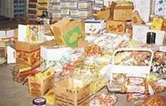 """""""صحة مطروح"""": تحرير 11 محضرا وإعدام 30 كجم مواد غذائية غير صالحة للاستهلاك"""