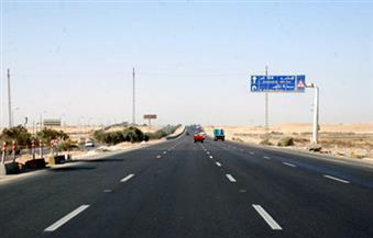 """""""المرور"""": فتح طريق """"الإسكندرية الصحراوي"""" بعد انقشاع الشبورة"""