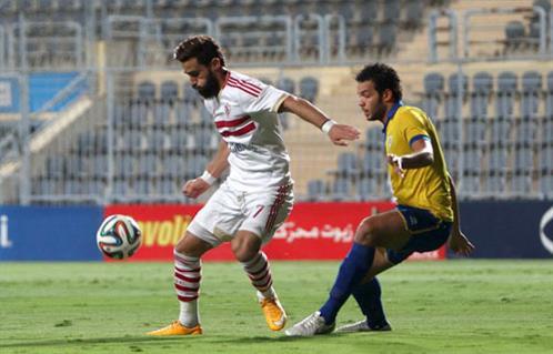 تعرف على قائمة الإسماعيلي لمواجهة الزمالك في قبل نهائي كأس مصر -