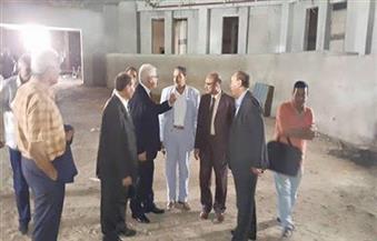 """""""ثقافة الغربية"""": الانتهاء من أعمال تطوير مسرح طنطا خلال شهر تمهيدًا لافتتاحه"""