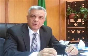رئيس جامعة المنوفية يتفقد انتخابات اتحاد الطلاب بالكليات