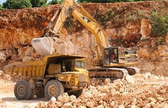 هيئة الثروة المعدنية: 8.5 مليون طن صادرات المناجم والمحاجر العام المقبل