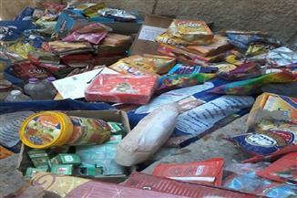 """ضبط 62 مخالفة """"تموينية"""" في حملة على الأسواق والمحلات بالغربية"""
