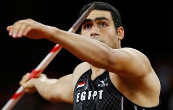إيقاف مؤقت للمصري إيهاب عبد الرحمن بطل الرمح من المشاركة فى الأولمبياد بسبب المنشطات