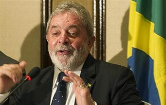 """الرئيس البرازيلي الأسبق """"لولا"""" يسلم نفسه للشرطة"""