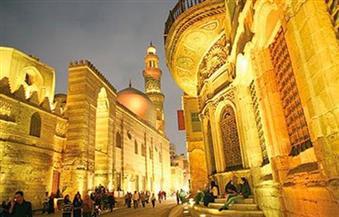 """غدًا.. فرق مصر وتونس وسوريا تقدم """"ليالي المقامات الروحية"""" بشارع المعز"""