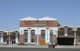 مطار طابا يبدأ في استقبال الرحلات السياحية وأول رحلة دولية 5 أغسطس المقبل