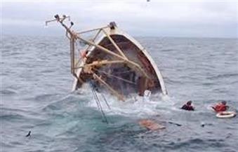 تحديد موقع مركب الصيد الغارقة بخليج السويس