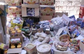 إعدام 200 كيلو مواد غذائية غير صالحة في حملة على المطاعم في أسوان