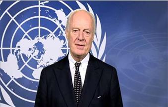 بعد إعلان دي ميستورا التنحي.. تعرف على المرشح لتولى منصب المبعوث الأممي بسوريا