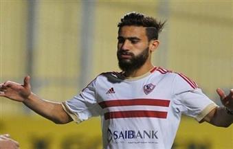 باسم مرسي يقود هجوم الزمالك أمام الوداد المغربي بنصف نهائي دوري الأبطال الإفريقي