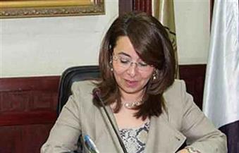 وزيرة التضامن تسلم 14 مؤسسة وجمعية أهلية شيكات بقيمة 4.75 مليون جنيه