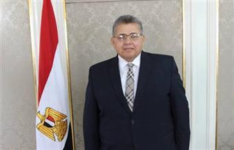 تكليف الدكتور جمال إسماعيل بمهام رئيس جامعة بنها