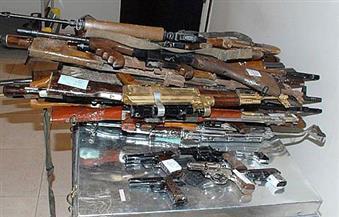 ضبط 25 قطعة سلاح غير مرخص.. وتنفيذ 2082 حكما قضائيا فى سوهاج