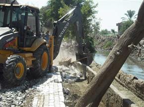 إزالة 29.5 ألف حالة تعدٍ على نهر النيل منذ 2015