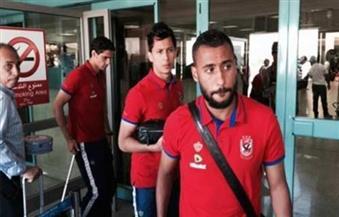 بعثة الأهلى تطير إلى المغرب لملاقاة الوداد بدورى الأبطال