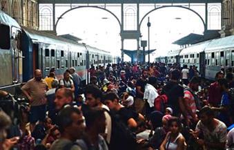 السيطرة على حريق محدود في جرار قطار داخل محطة مصر
