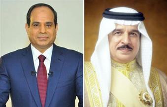 العاهل البحريني يجري اتصالا هاتفيا بالرئيس السيسي ويهنئه بالفوز بالانتخابات