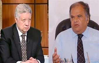 ممدوح عباس يرد على 4 شائعات لمرتضى منصور بالوسط الرياضى في بيان صحفي