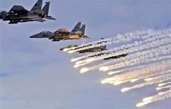 مقتل وإصابة 12 حوثيًّا في غارات للتحالف العربي غرب تعز